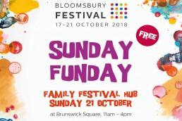 Bloomsbury Festival 2018